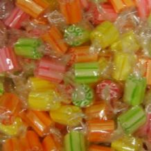 Edwardian Fruit Rock Sweets 100g